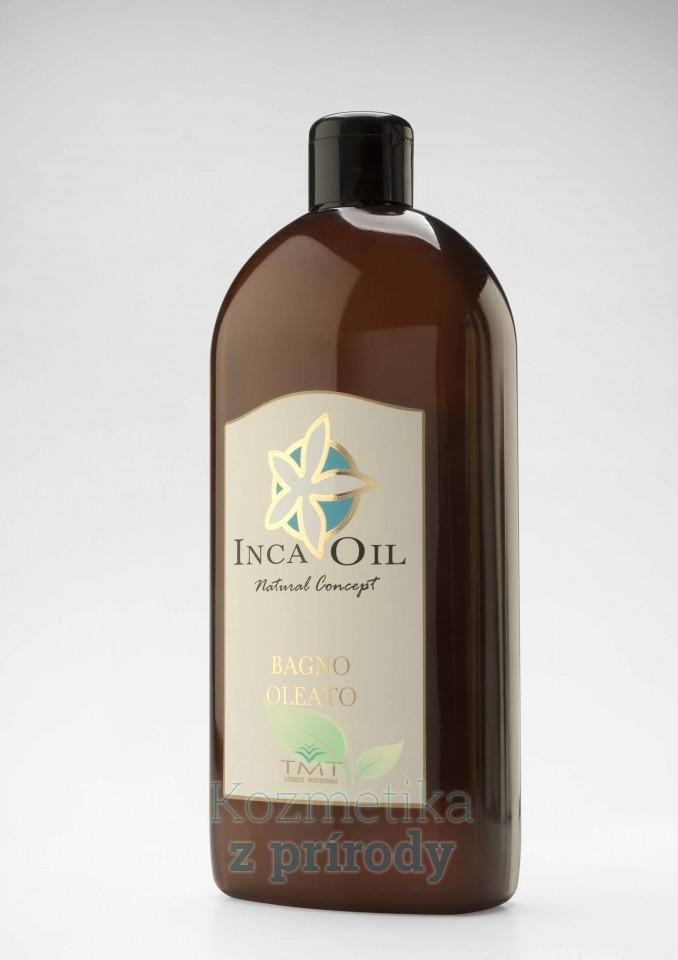 Inca oil bagno oleato pr rodn vysoko koncentrovan olej do k pe a pr rodn kozmetika valcena - Derman oil bagno ...